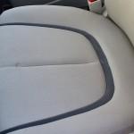 車内クリーニング マツダ ビアンテの内装