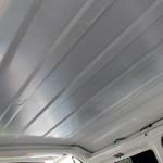 車内 天井クリーニング(カビ・カビ臭)クリーニング