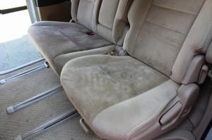 アルファード 車内まるごとクリーニング 施工例