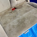 車内丸ごと洗浄 車内クリーニング15