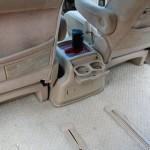 車内丸ごと洗浄 車内クリーニング19