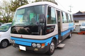 車内清掃 – マイクロバス施工事例 エコスタイル熊本