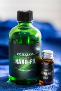 nano-fil エシュロン ガラスコーティング