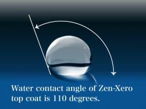 究極の超撥水被膜