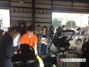スクラッチガード 研磨 車磨き 熊本 エコスタイル