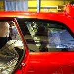 カーフィルム施工事例 車内の暑さや女性の天敵・・紫外線対策|平成18年式マツダ アテンザ