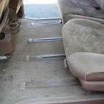 車内丸ごと洗浄 車内クリーニング8