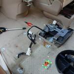 車内丸ごと洗浄 車内クリーニング4