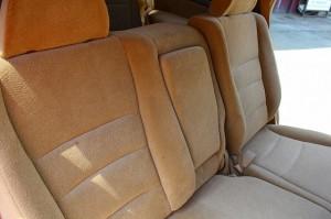 車内清掃 車内クリーニング スーパープレミアム|オデッセイ 施工事例