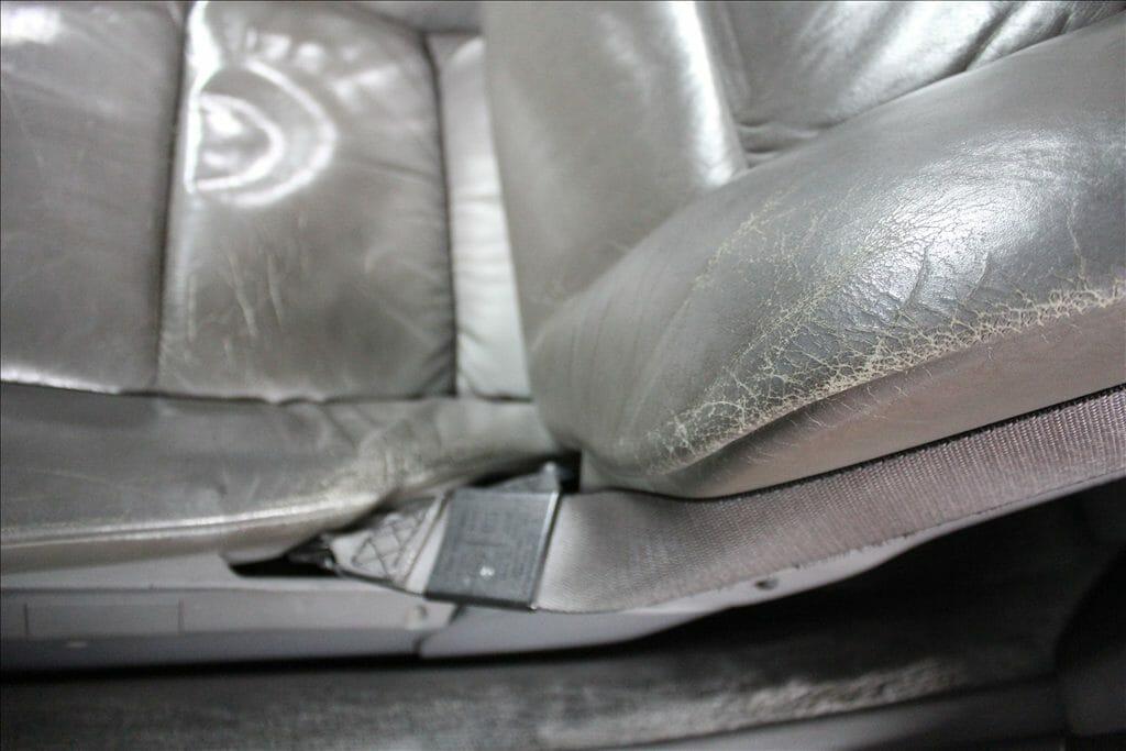 自動車内装リペア 施工事例 BMW840