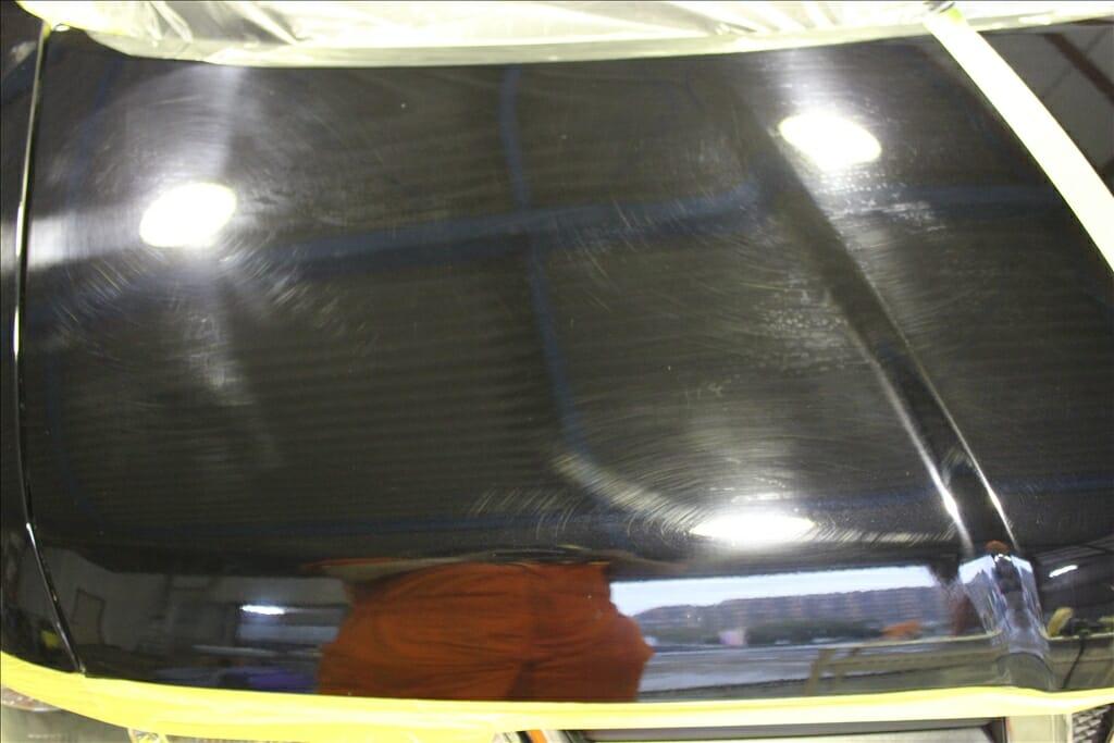 クリスタルキーパー+車磨き軽研磨 H22年式 ホンダ ゼスト 黒