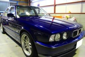クリスタルキーパー BMW 5シリーズ