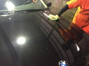 拭き上げ 手洗い洗車