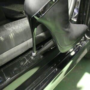 ドアステップ貼り方|プロテクションフィルム