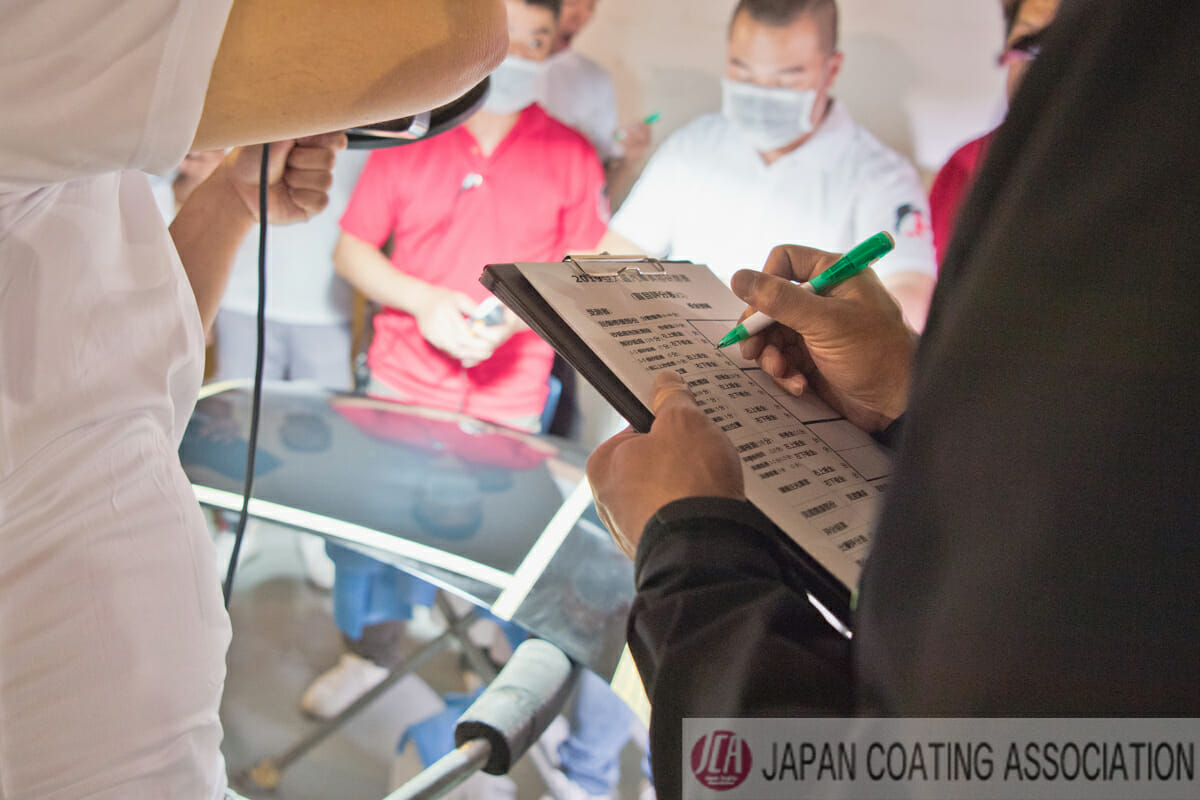 カーコーティング施工の基礎技術 車磨き研磨 2019亞太汽車美容研磨賽